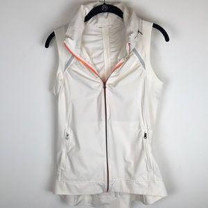 Lululemon Vest Zipper Jacket Hood 8